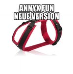 AnnyX Brustgeschirr Fun - neue Version