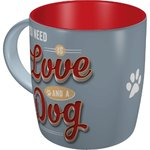 Tasse: All you need is Love and a Dog