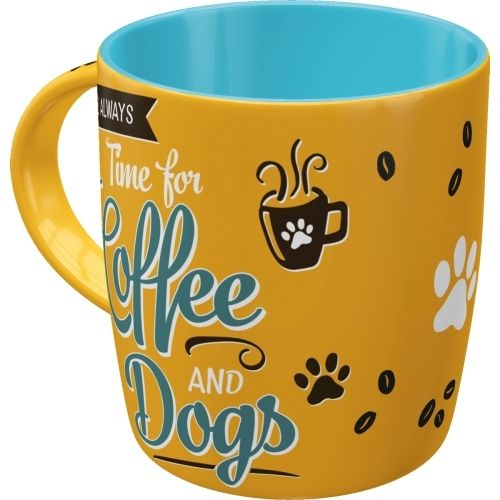 Tasse: Coffee and dogs