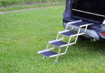 Hundetreppe 3 Tritte (+) plus
